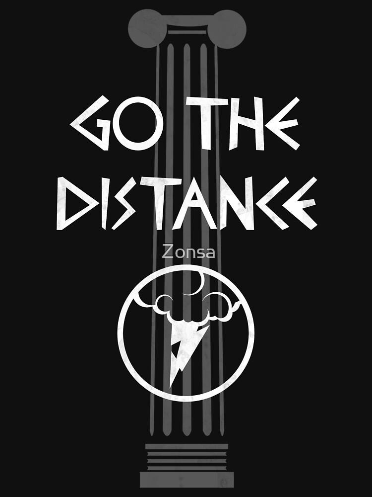 TShirtGifter presents: Hercules Go The Distance | Unisex T-Shirt