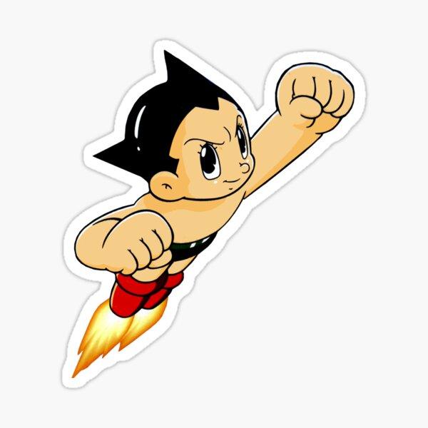 Astro Boy Mighty Atom Sticker