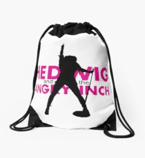 HEDWIG AND THE ANGRY INCH Drawstring Bag