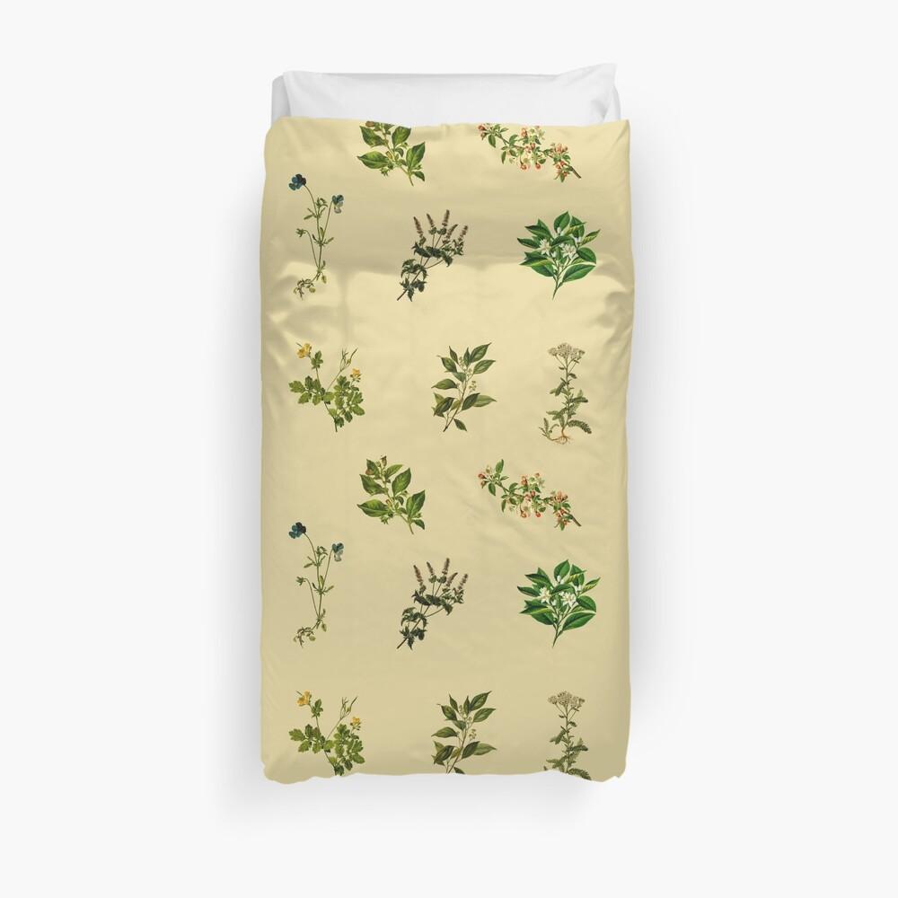 Vintage Botanical pack 2 Duvet Cover