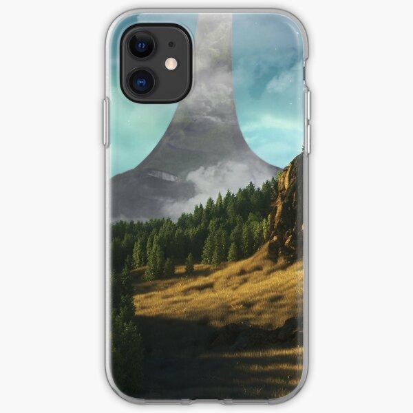 Halo Ring World iPhone Soft Case