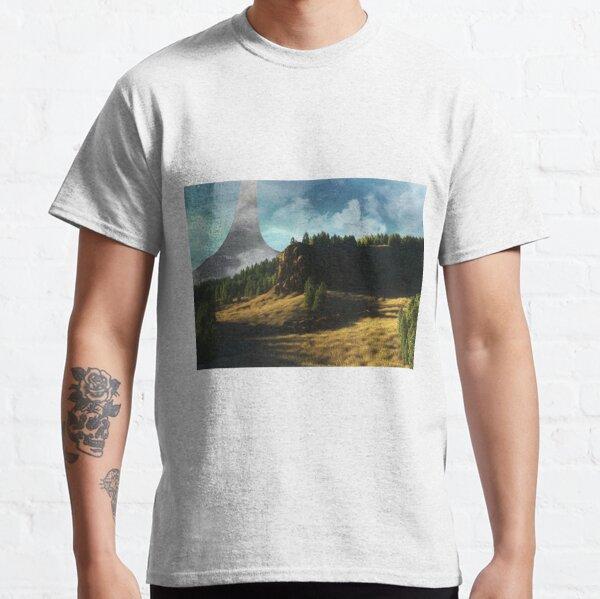 Halo Ring World Classic T-Shirt