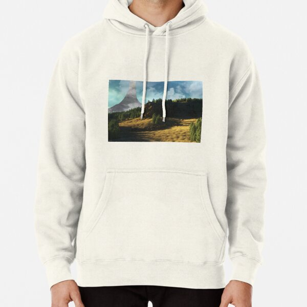 Halo Ring World Pullover Hoodie