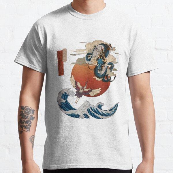Sonnenuntergang Opposition Classic T-Shirt