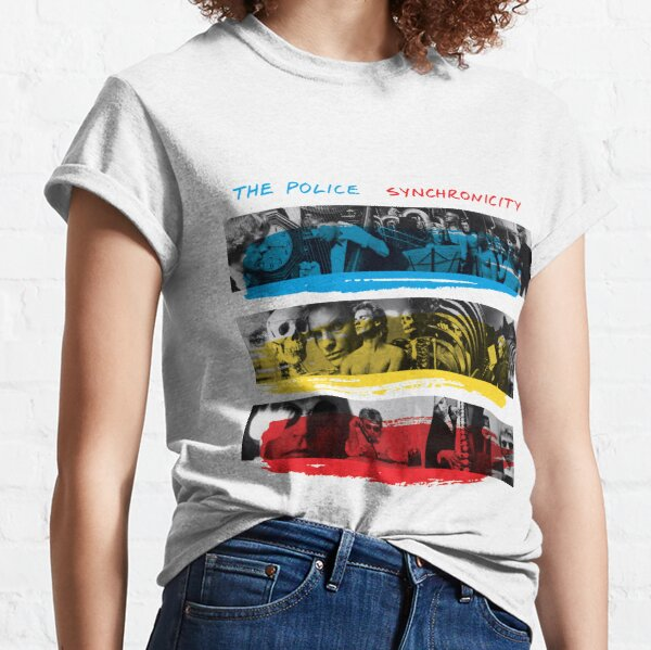 Synchronicity - The Police Classic T-Shirt