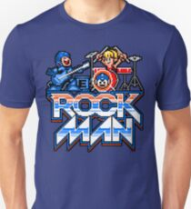 Rock, Man! Unisex T-Shirt