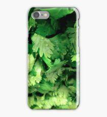 Cilantro iPhone Case/Skin