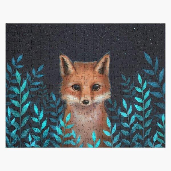 Fox Jigsaw Puzzle