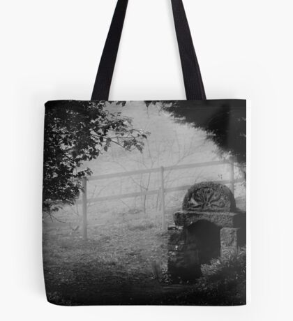 Ladywell In The Mist Tote Bag