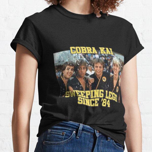 Cobra Kai Sweeping Legs Since '84 Classic T-Shirt