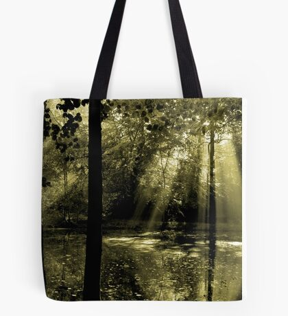 Morning in Bucklebury Tote Bag