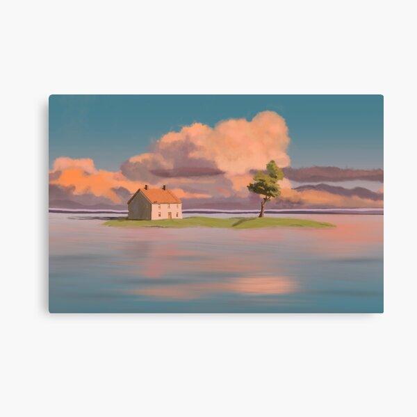spirited away scene Canvas Print