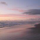Pastel Sunset by Samantha Higgs
