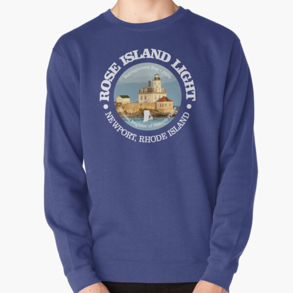 Rose Island Light Pullover Sweatshirt