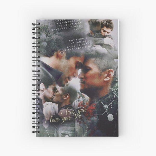 Malec Spiral Notebook