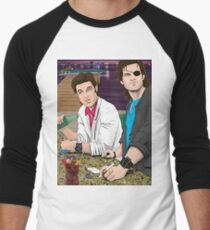 Jack Burton & Snake Plissken T-Shirt