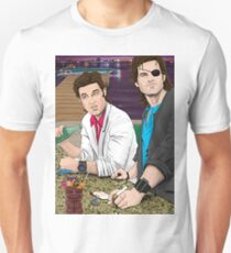 Jack Burton & Snake Plissken Unisex T-Shirt
