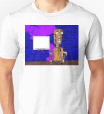 Robot journalist T-Shirt