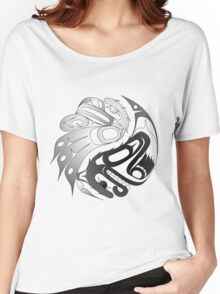 Eagle Bear Women's Relaxed Fit T-Shirt
