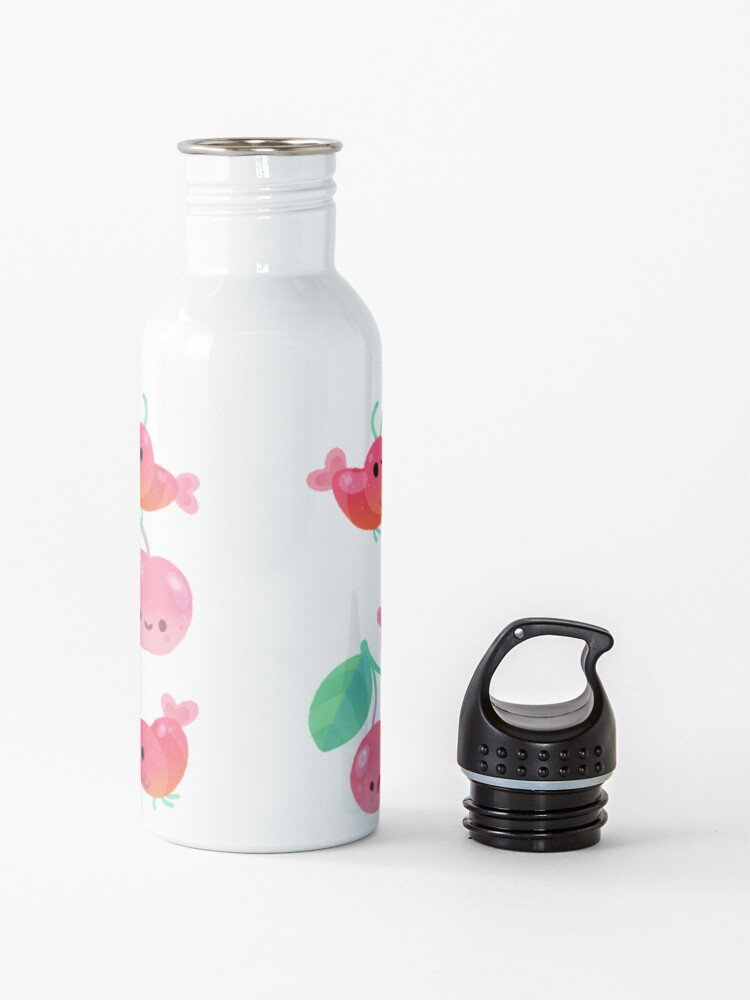 Alternate view of Cherry shrimp and Cherry barb Water Bottle