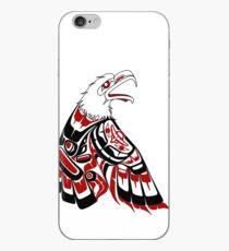 Eagle Human iPhone Case