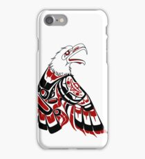Eagle Human iPhone Case/Skin