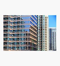 Modern Architecture in Toronto Photographic Print