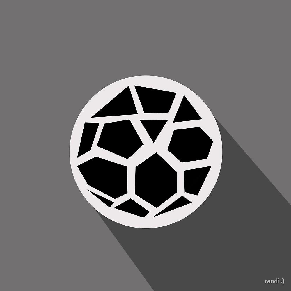 soccer ball by randi :)