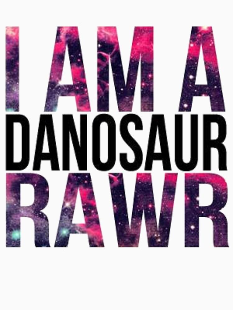 Danisnotonfire danosaur  | Unisex T-Shirt