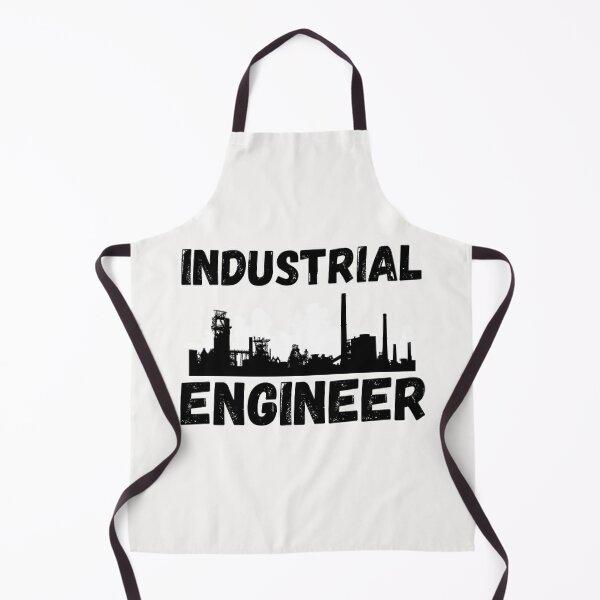 Industrial Engineer vintage Apron