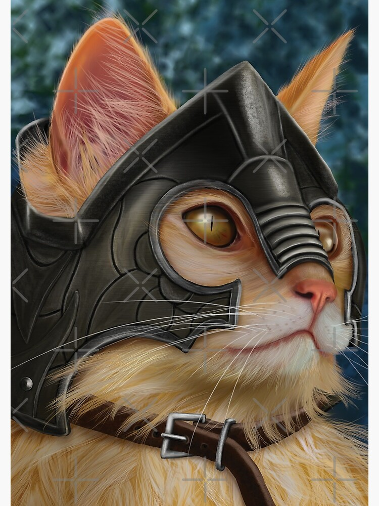 Warrior Cat by leever