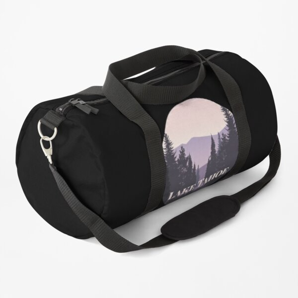 Lake Tahoe Duffle Bag