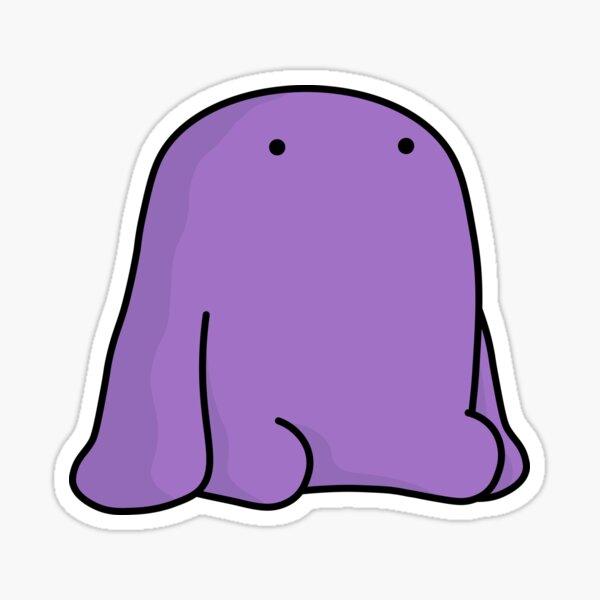 bloop Sticker