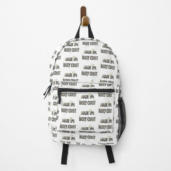 MADE IN IVORY COAST Backpack