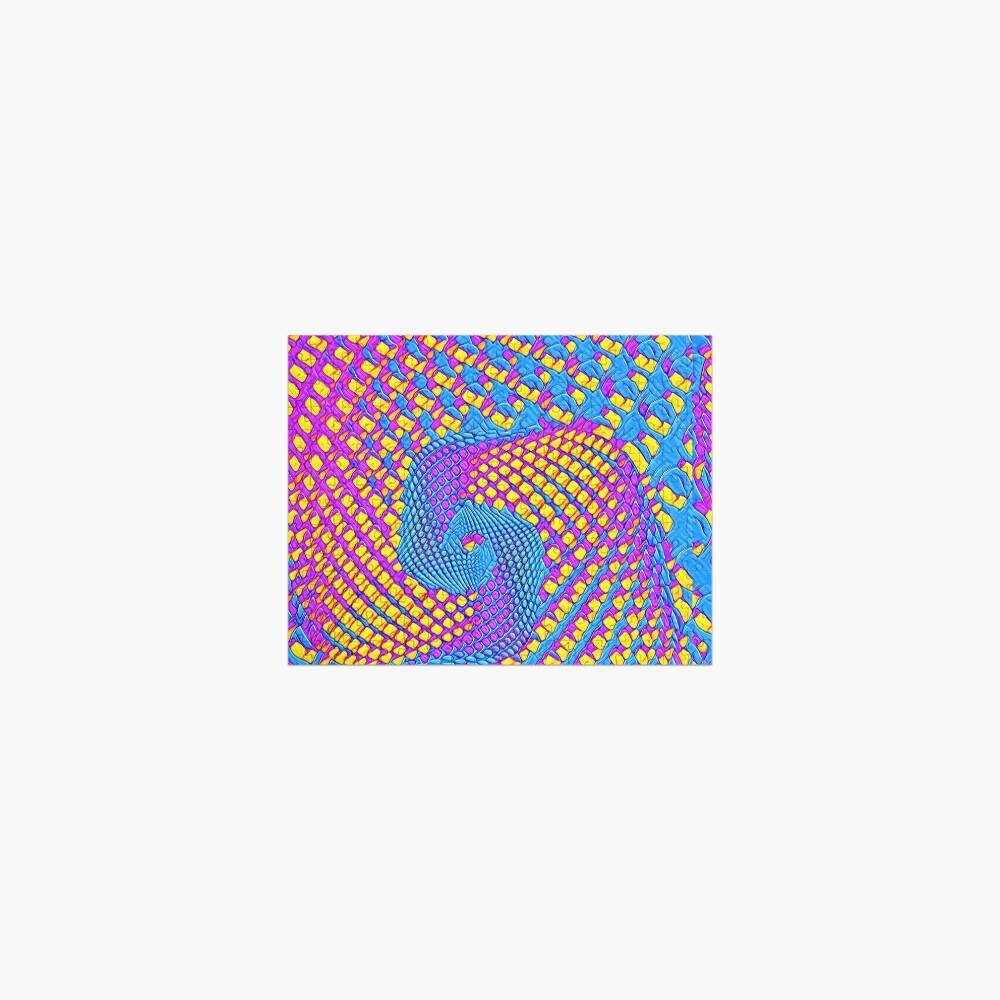 Cubism turbulence Jigsaw Puzzle