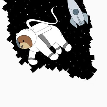 Space bear by gerbor
