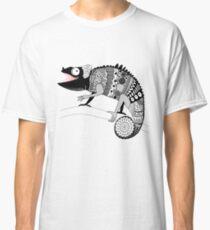 graphic ornamental chameleon Classic T-Shirt