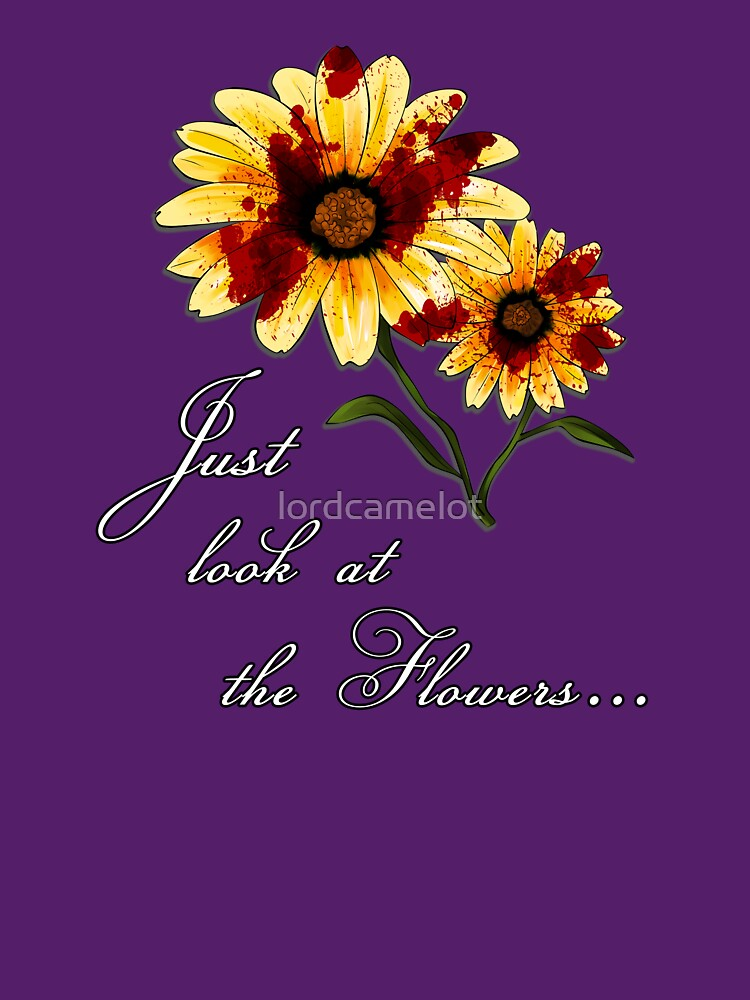 Look at the Flowers von lordcamelot