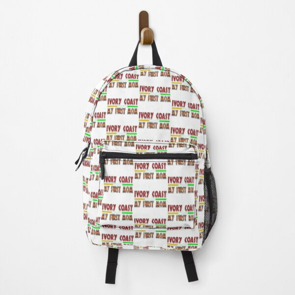 IVORY COAST MY FIRST MOM Backpack