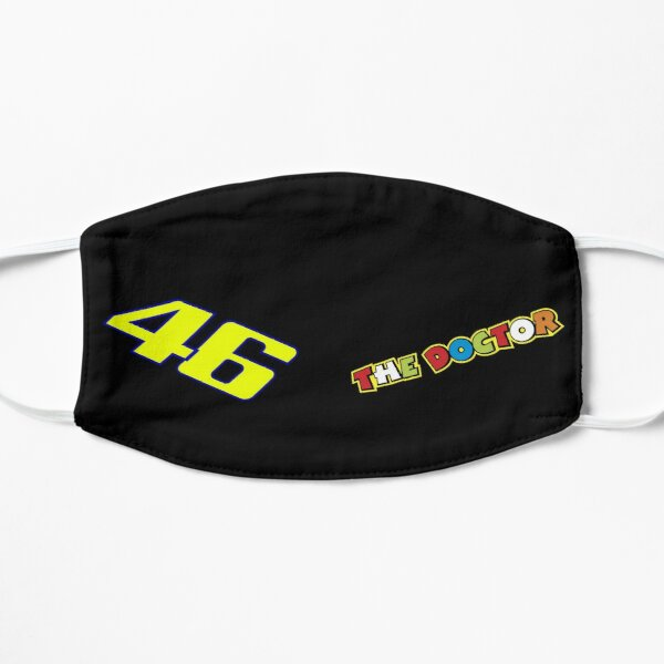 Valentino Rossi Number 46 The Doctor  Mask