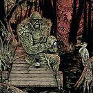 Swamp Watcher by AustinJames