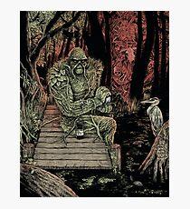Swamp Watcher Photographic Print
