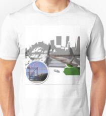 Fed Square East - Transport Laboratory T-Shirt