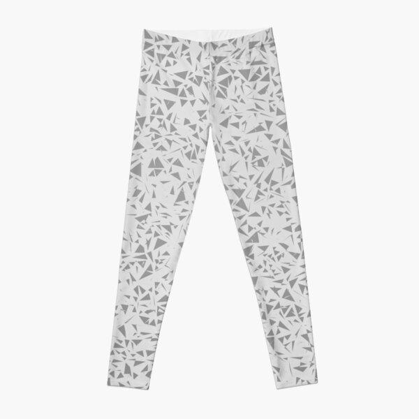 Abstract broken Pattern Leggings