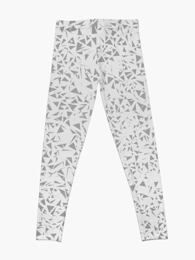 Alternate view of Abstract broken Pattern Leggings