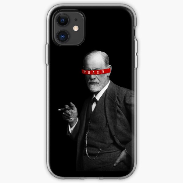 Fraud - Sigmund Freud ii iPhone Soft Case