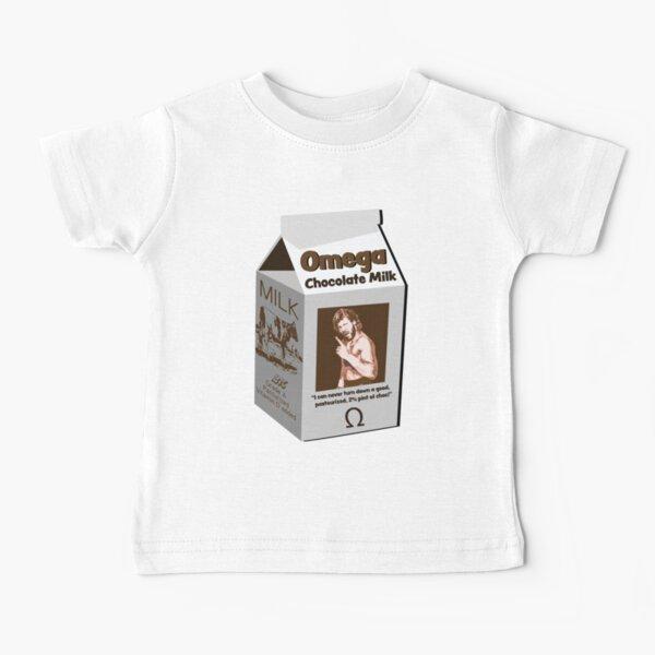 Omega Chocolate Milk Baby T-Shirt