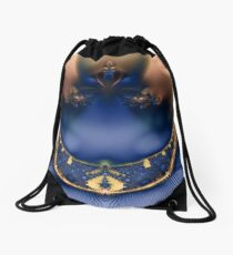 The Necklace Drawstring Bag