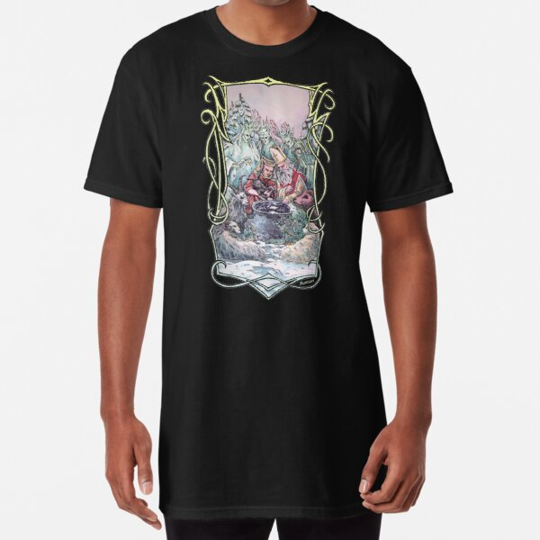 Joyeux Krampus T-shirt long