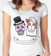 Till Death Do Us Part Women's Fitted Scoop T-Shirt